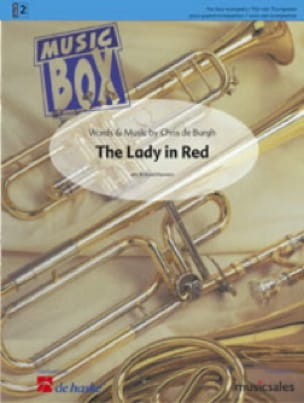 Chris De Burgh - The lady in red - Sheet Music - di-arezzo.com
