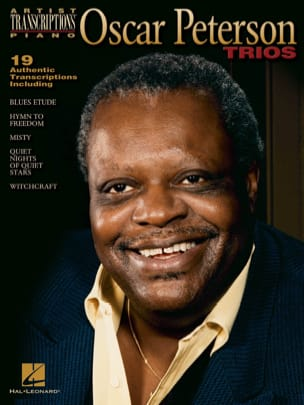 Oscar Peterson - Oscar Peterson Trios - Partition - di-arezzo.fr