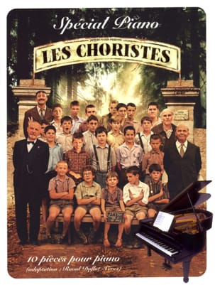 Bruno Coulais - The Piano Special Choristers - Sheet Music - di-arezzo.com