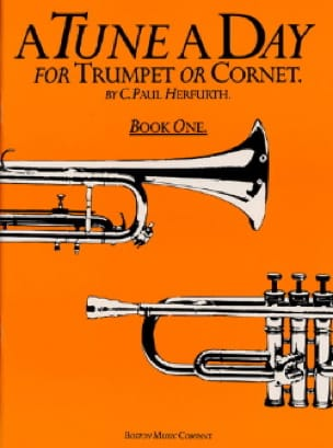 A New Tune A Day For Trumpet Book 1 - Brian Thomson - laflutedepan.com