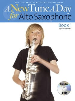 A New Tune A Day For Alto Saxophone Book 1 - laflutedepan.com