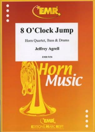 8 O' Clock Jump Jeffrey Agrell Partition Cor - laflutedepan