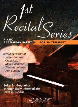 1st recital series Trompette Bb - Partition - laflutedepan.com