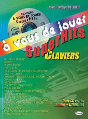 - Your turn - Super hits keyboards - Sheet Music - di-arezzo.com
