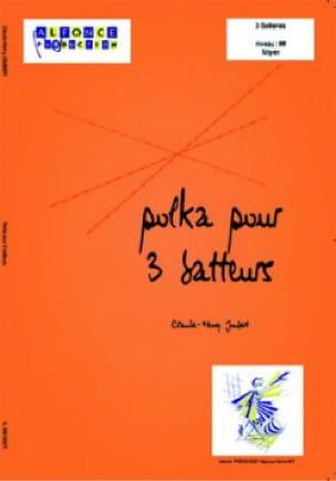 Claude-Henry Joubert - Polka for 3 beaters - Sheet Music - di-arezzo.com