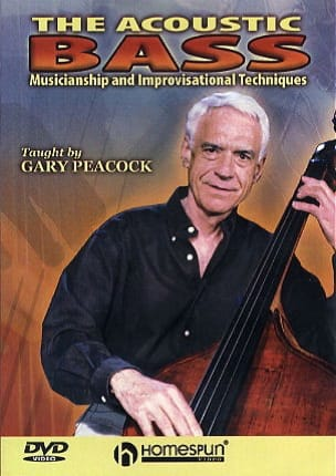 Gary Peacock - DVD - The Acoustic Bass - Sheet Music - di-arezzo.co.uk