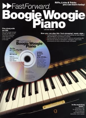 Fast Forward - Boogie Woogie piano - Bill Worral - laflutedepan.com