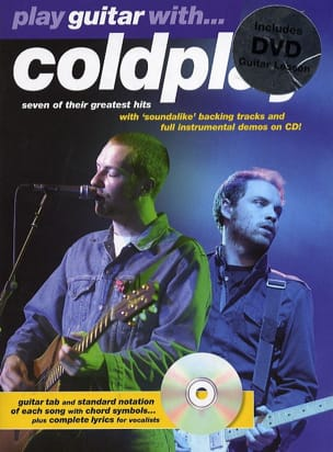 Coldplay - Play Guitar With... Coldplay - Partition - di-arezzo.fr