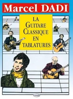 - La Guitare Classique En Tablatures - Partition - di-arezzo.fr
