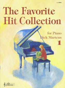 - The Favorite Hit Collection For Piano - Volume 1 - Sheet Music - di-arezzo.co.uk