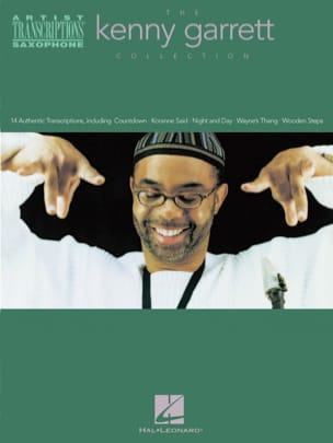 Kenny Garrett - The Kenny Garrett Collection - Partition - di-arezzo.fr