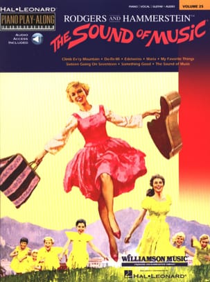 Richard Rodgers - Piano Play-Along Volume 25 - The Sound Of Music - Partition - di-arezzo.fr