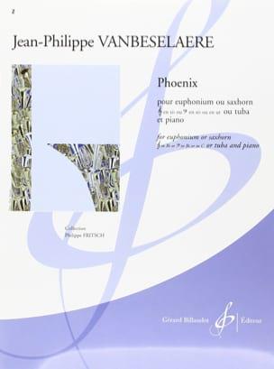 Jean-Philippe Vanbeselaere - Phoenix - Sheet Music - di-arezzo.com