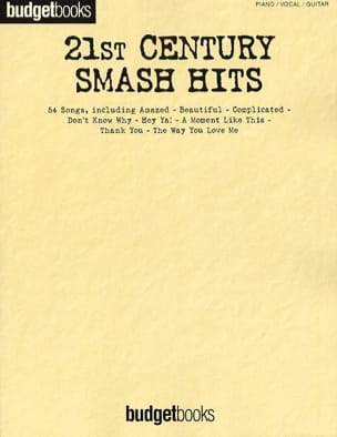 - Budget books - 21st century smash hits - Sheet Music - di-arezzo.com