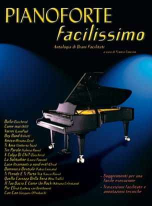 - Pianoforte Facilissimo Volume 1 - Sheet Music - di-arezzo.co.uk