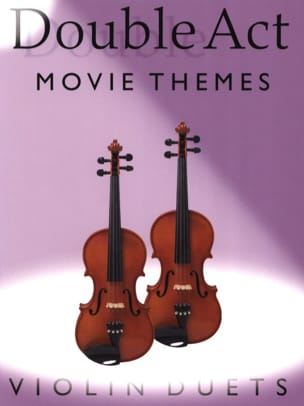 Double Act - Movie Themes - Partition - Violon - laflutedepan.com