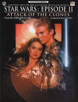 John Williams - Star Wars Episode 2 - Attack Of The Clones - Easy Piano - Sheet Music - di-arezzo.com