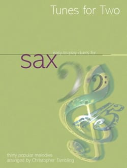 Tunes For Two - Partition - Saxophone - laflutedepan.com