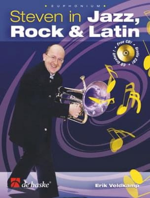 Erik Veldkamp - Steven In Jazz, Rock - Latin - Sheet Music - di-arezzo.co.uk