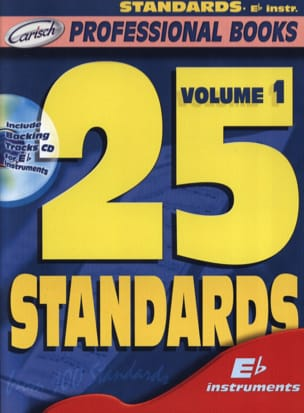 25 Standards Volume 1 - Professional Books Partition laflutedepan