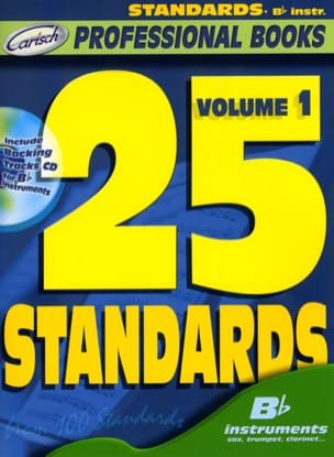 25 Standards Volume 1 - Professional Books - Partition - di-arezzo.ch
