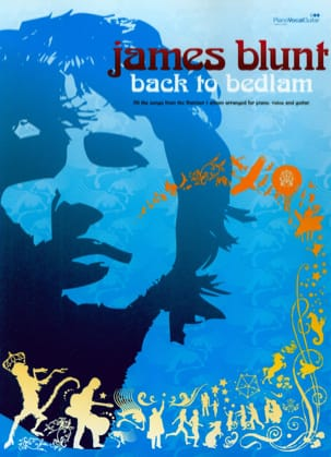 James Blunt - Back To Bedlam - Sheet Music - di-arezzo.com