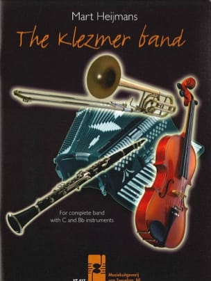 Mart Heijmans - The Klezmer Band - Sheet Music - di-arezzo.com