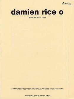 Damien Rice O - Damien Rice - Partition - laflutedepan.com