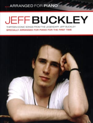 Jeff Buckley - ...Arranged For Piano - Partition - di-arezzo.fr