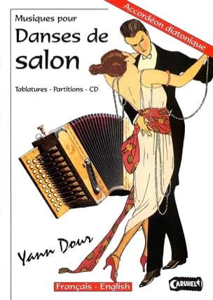 Musiques Pour Danses de Salon Yann Dour Partition laflutedepan