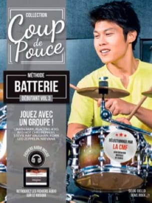 COUP DE POUCE - Method Battery Beginner Volume 3 - Sheet Music - di-arezzo.com
