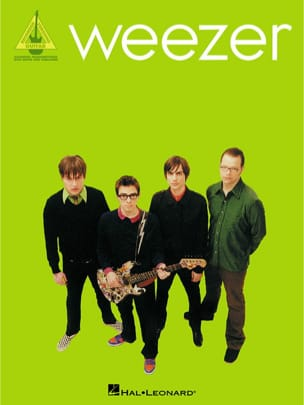 The Green Album - Weezer - Partition - laflutedepan.com