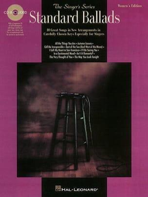 Standard Ballads Women - Partition - Jazz - laflutedepan.com
