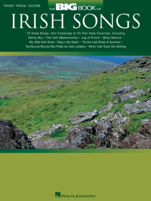 The Big Book Of Irish Songs Partition laflutedepan