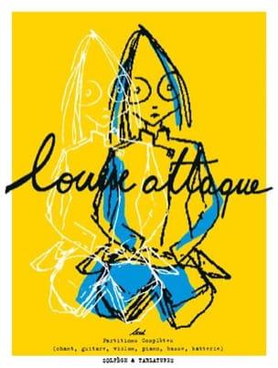 Louise Attaque - Later Crocodile - Sheet Music - di-arezzo.com