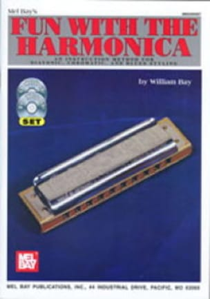 William Bay - Fun With The Harmonica - Partition - di-arezzo.fr
