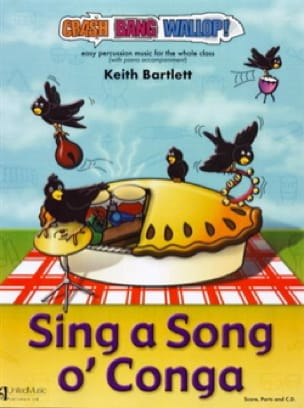 Sing A Song O' Conga - Keith Bartlett - Partition - laflutedepan.com