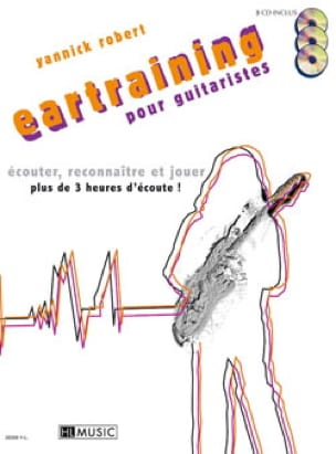 Eartraining Pour Guitaristes Yannick Robert Partition laflutedepan