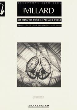 Fabrice Villard - Six Minutes For The First Cycle - Sheet Music - di-arezzo.com