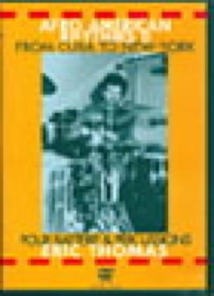 Eric Thomas - DVD - Ritmos Afroamericanos 2 - Partitura - di-arezzo.es