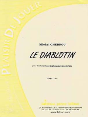 Le Diablotin - Michel Chebrou - Partition - Tuba - laflutedepan.com