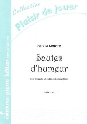 Gérard Lenoir - Salto dell'umore - Partitura - di-arezzo.it