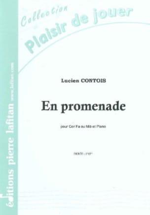 Lucien Contois - En Promenade - Partition - di-arezzo.fr