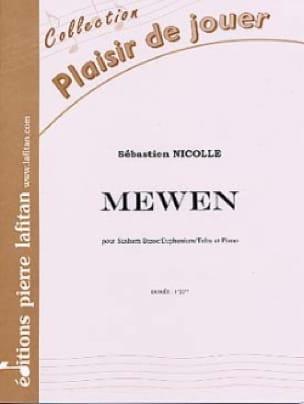 Sébastien Nicolle - Mewen - Partition - di-arezzo.fr