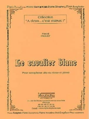 Pascal Proust - The white rider - Sheet Music - di-arezzo.com