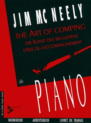Jim Mcneely - The Art Of Comping - Partition - di-arezzo.co.uk