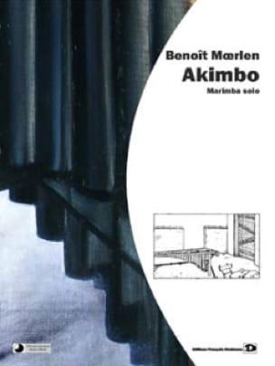 Benoît Moerlen - Akimbo - Sheet Music - di-arezzo.com