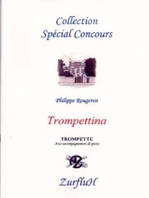 Trompettina Philippe Rougeron Partition Trompette - laflutedepan