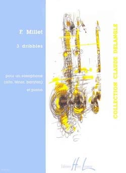 Fernando Millet - 3 Dribbles - Sheet Music - di-arezzo.com