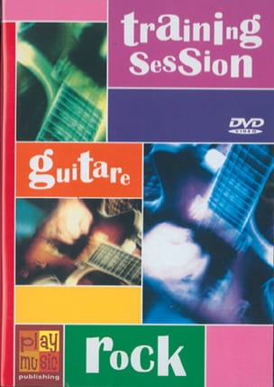 DVD - Training Session Guitar Rock Judge Fredd Partition laflutedepan